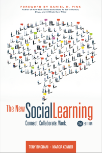 Cover of book The New Social Learning